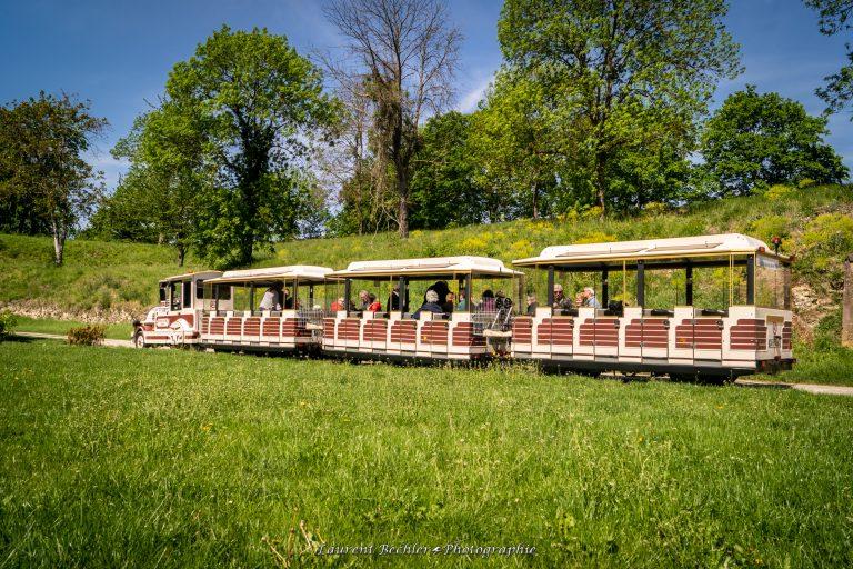 Petit train touristique de Neuf-Brisach