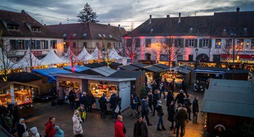 Marché d'Antan Neuf-Brisach