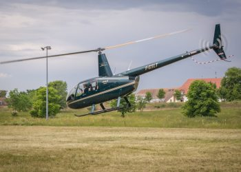 Vol en hélicoptère Neuf-Brisach