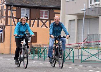 Location de vélos à Blodelsheim