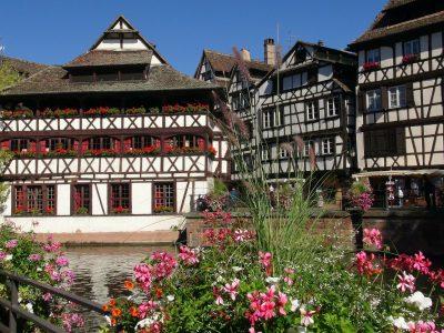 Ruelles de Strasbourg