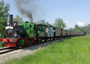 Train à vapeur de Volgelsheim